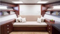 Yacht SAPUCAI -  Studio with sofa convertible in king size bed